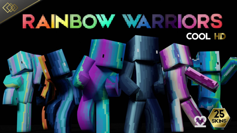 Rainbow Warriors: Cool HD