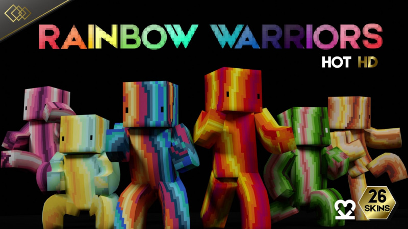Rainbow Warriors: Hot HD
