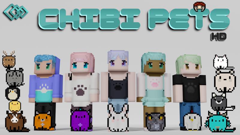 Chibi Pets HD