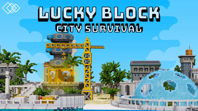 LuckyBlockCitySurvival_MarketingKeyArt_1