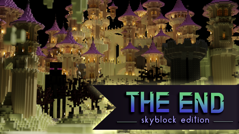 TheEndSkyblockEdition_MarketingKeyArt_1