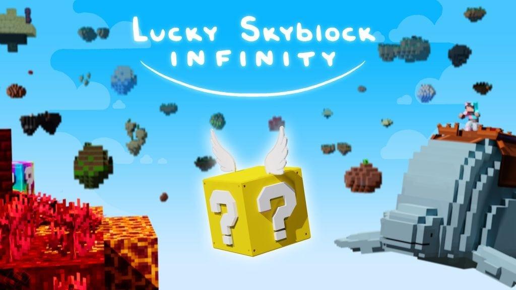 Lucky Skyblock Infinity