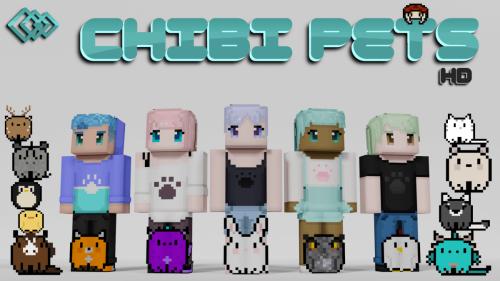 Chibi Pets: HD