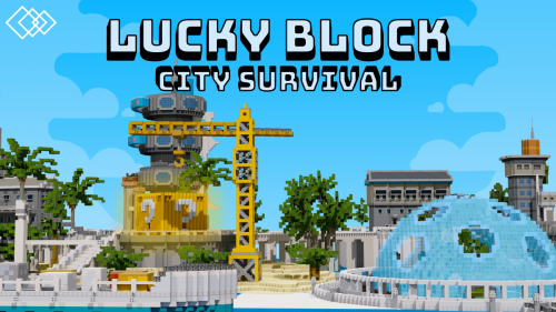 Lucky Block: City Survival