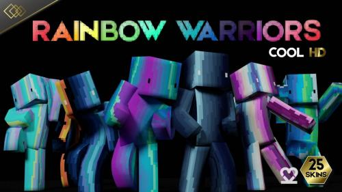 Rainbow Warriors Cool: HD