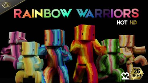 Rainbow Warriors Hot: HD