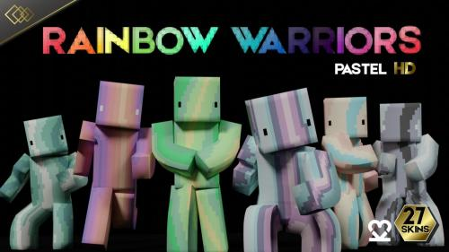Rainbow Warriors Pastel: HD