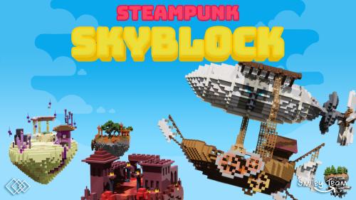 Steampunk Skyblock