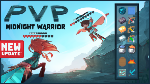 PVP Midnight Warrior